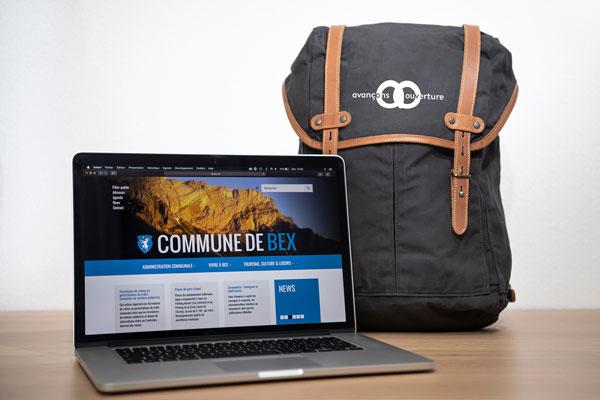 Communiquer et promouvoir - Parti Avancons Ouverture - Bex