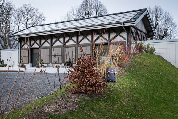 Conserver le patrimoine bâti - Parti Avancons Ouverture - Bex